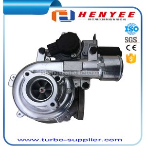 The Wholesale auto Turbocharger supplier For Toyota CT16V Turbocharger with the Engine 1KD-FTV 17201-0L040 OEM 17201-30110 Turbo