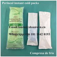 Health Care Instant Perineal Hot Pack/Cold pack/disposable ice pack