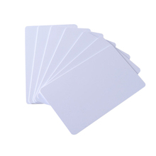 manufacturer credit card size blank printable plastic pvc cards