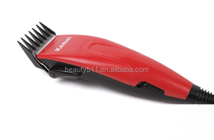 Professional Household Rechargeable Electric hair clipper/cutter KM-1620