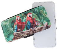 Printable sublimation heat transfer Flip mobile case for Iphone5C