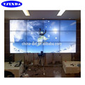 2x2 3x3 3.5mm Narrow Bezel Exhibition Video Wall With Original Imported Samsung Lcd Panel