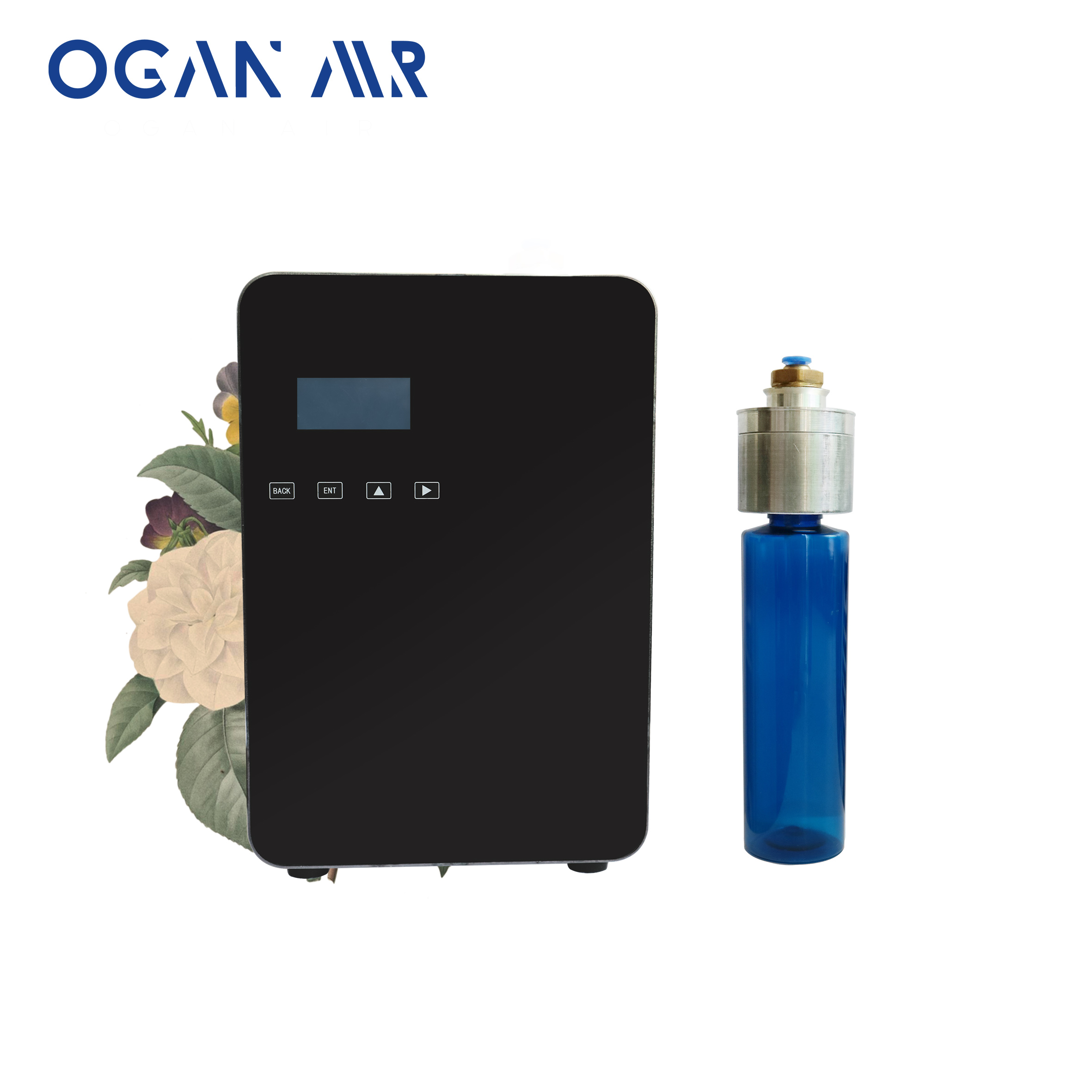 Perfume air wall mounted high quality aroma essential oil diffuser for store/coffee shop