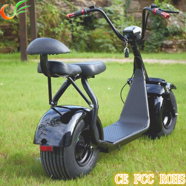 Fashion Cool Green City Halei Sports Electric Motorcycle 50cc