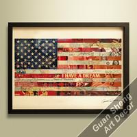 aluminum sheet arts/ metallized canvas art/ canvas abstract fine art paintings