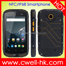 AGM A2 Rio IP68 Waterproof 4G LTE Android Rugged Smartphone with SOS function and NFC