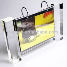 2013 Hot Sale New Designed Fashional Acrylic Desktop Calendar