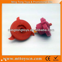 cheap price plastic promotional spinning tops