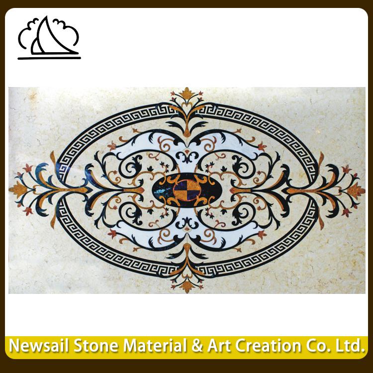Home Fashion Flower Waterjet Marble Design Floor Pattern   Buy Waterjet Marble  Design Floor Pattern,Flower Floor Pattern,Fashion Waterjet Floor Pattern ...