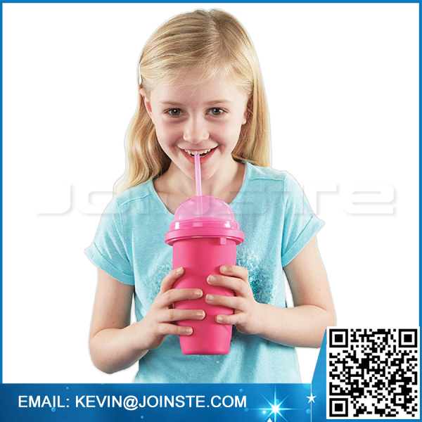 Slushy maker cup,slushy magic cups,cup smoothie maker
