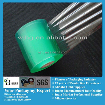 hot sales!!! pvc plastic film for packaging cable and wire