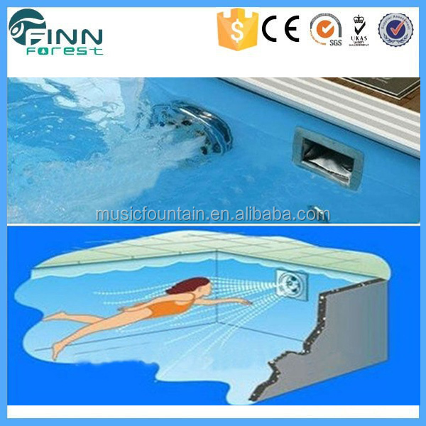 swimming pool massage products counter current swim pool