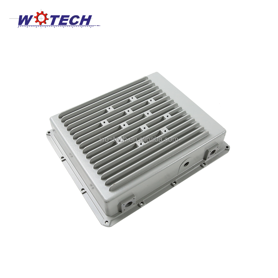 aluminum die casting 200w led flood light aluminum shell (only housing parts)
