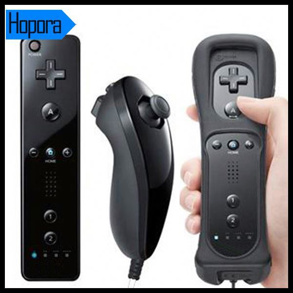 Game Controller For Wii White Remote