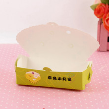 food take away box paper packaging for fried chicken