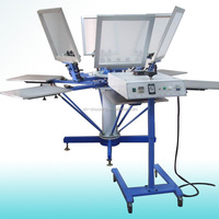 Screen Printing Equipment Screen Printing Board