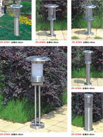 China factory price stainless steel lawn lamp IP65 Waterproof CE certification led lawn lamp
