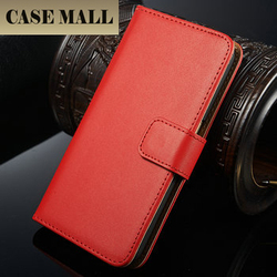2015 High Quality Card Holder Leather Flip Case For Samsung Galaxy S6 Case, Wallet For S6 Mobile Casing