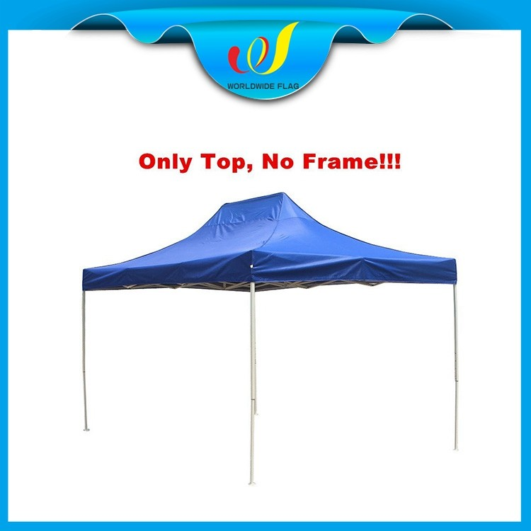 China Advertise Commercial Trade Show Exhibition Logo Custom Design Fold Tent