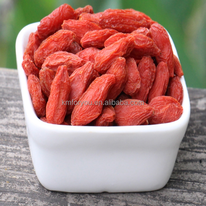 Organic Fresh 100% Natural Dried Goji berry/Dried Wolfberry/ Dried Goji berries