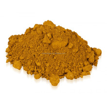 Good hiding power yellow iron oxide for bricks used in pavement