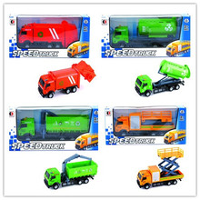 building play fun mini alloy construction metal toy truck with EN71