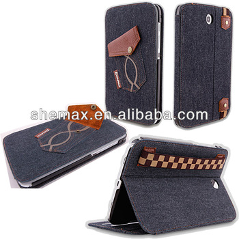 for iPad 2 3 Galaxy Tablet PC Grip Folding Stand Holder Black from Shemax