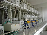 Automatic High-quality Complete Rice Mill With Rice Color Sorter
