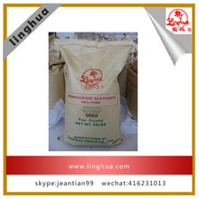 mono sodium glutamate 25 kg 99% msg china manufacuturer