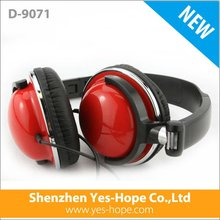 Specially DJ music headphone headset earphone handfree for MP3 MP4 iPhone Mobile phone