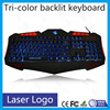 waterproof multimedia backlight keyboard for laptops