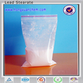 CAS NO 1072-35-1 Chemical 100% pure lead stearate of pvc heat stabilizer