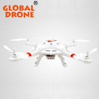 Wholesale hot selling CX-32W 2.4G WIFI FPV Rc drones planes with HD camera and GPS