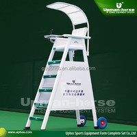 Aluminum tennis umpire chair