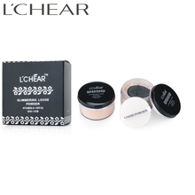 LCHEAR brand elegant customized air cushion compact powder Private Label Makeup Loose Powder