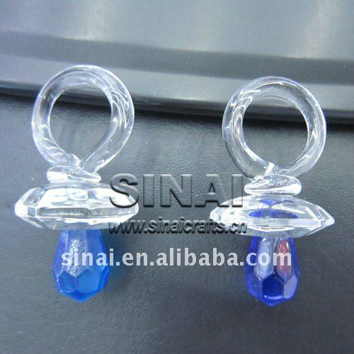Beautiful Gift Crystal Pacifier