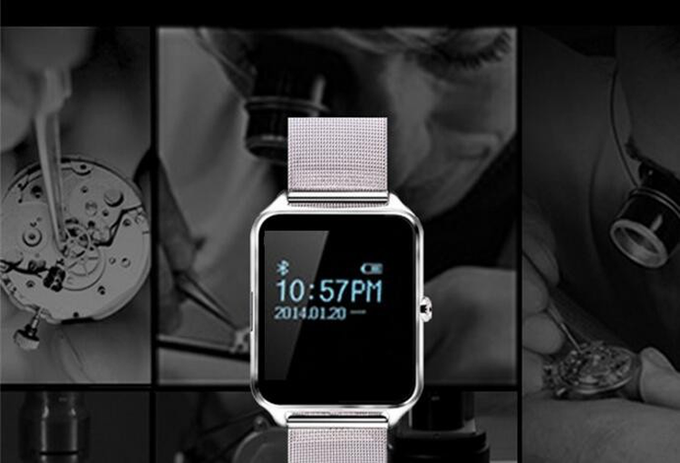Healthy Heart Rate t New Smart Watch Z60 oem android smart watch