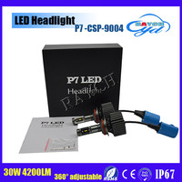 New led headlight 9004 replace xenon hid kit !!!!! hot sale 12v 24v 30w 4200w H1 H3 H4 H6 H7 H8 H9 H10