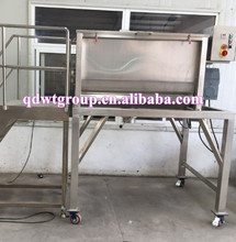 hot sale 300l stainless steel detergent powder mixer machine