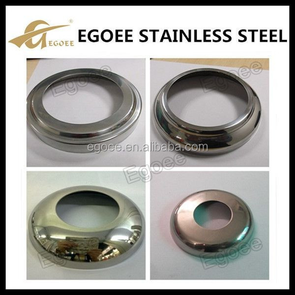 Stainless steel pipe flange spacer pad