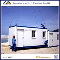20 ft Cheap prefab container homes china for sale