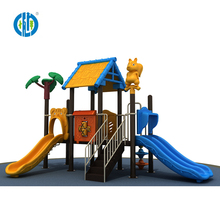 Wholesale high quality kindergarten small plastic children playground outdoor