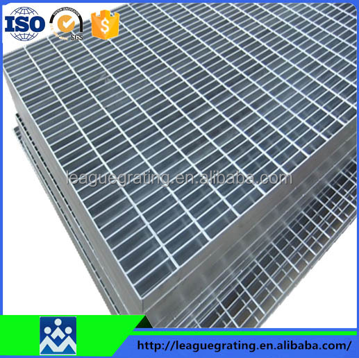 Walkways metal grating mild steel aluminum bar grating with free samples