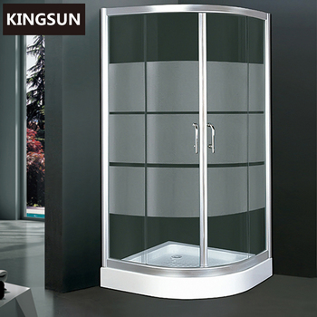 K-7701A Prefabricated Bathroom Unit Prefabricated Rooms Portable Shower Enclosure