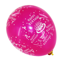 wholesale good quality printed birthday party balloons