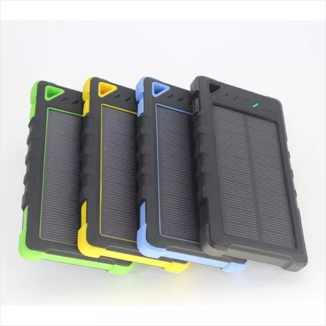Outdoor Camping Multi-Function Mobile Phone Power Solar Charger