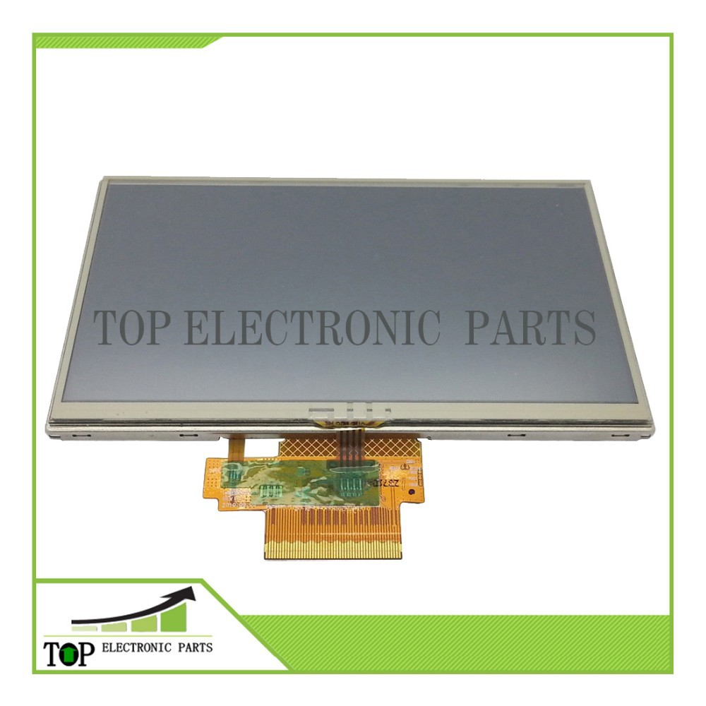 "5"" inch LMS500HF13-002 LMS500HF13 LCD display panel with touch screen digitizer for tomtom gps"