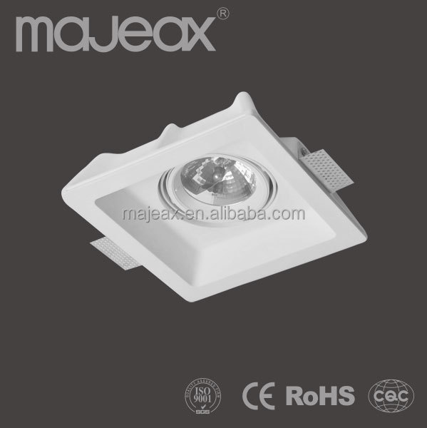 eco-friendly Recessed Trimless MR16 led light downlight