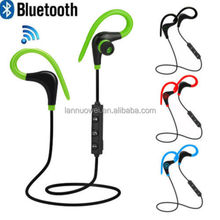 2017 fashion hot sale bluetooth model BT-01 earphone,music and talk bluetooth earphone