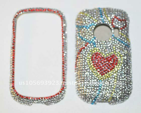 Bling casefor Huawei M835 - Comet brand new Crystal Bling Snap on Faceplate Cover Case
